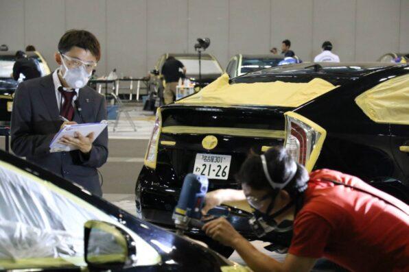 1級試験、ガラスコーティング、日本コーティング協会