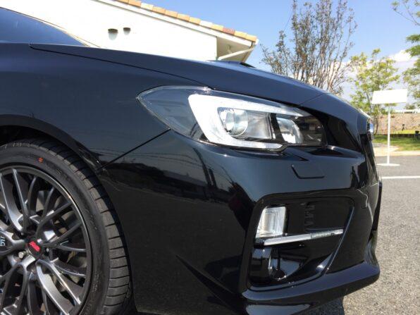 USC Premium 360 施工後の新車WRX