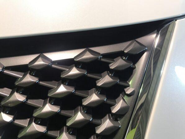 Lexus LC500 のフロントグリル