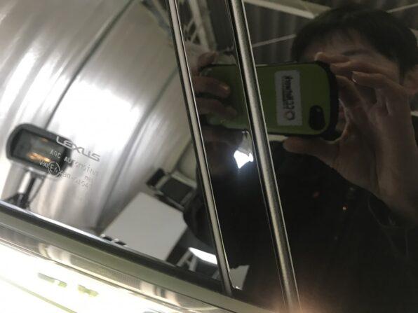 ガラスコーティング「ウルトラストロングコートPremium360」施工後 4